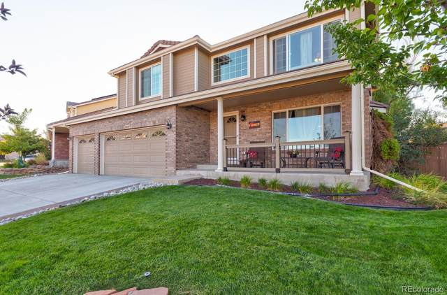 5039 Ashbrook Circle, Highlands Ranch, CO 80130 (#6900134) :: The Margolis Team