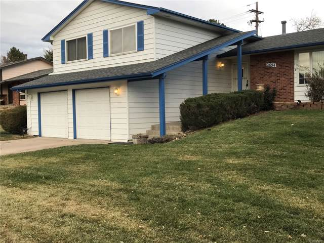 2694 S Nome Street, Aurora, CO 80014 (MLS #6903064) :: Bliss Realty Group