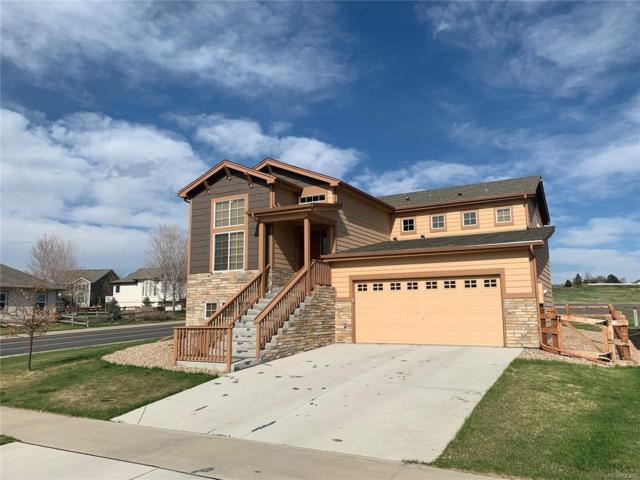 1602 61st Ave Ct, Greeley, CO 80634 (#6903410) :: Colorado Home Finder Realty