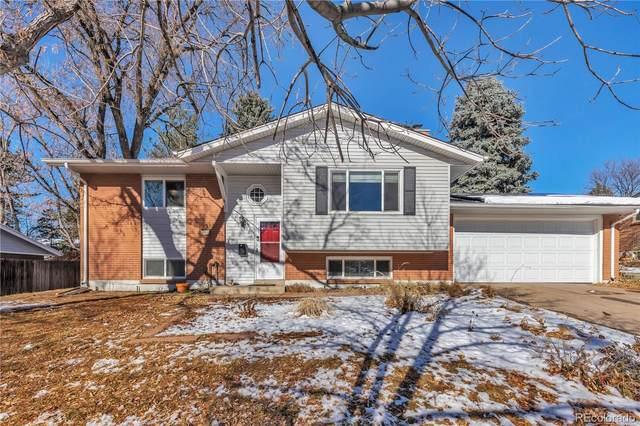 8403 E Mansfield Avenue, Denver, CO 80237 (#6909362) :: HomeSmart