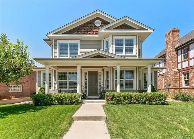 1275 S Fillmore Street, Denver, CO 80210 (#6909613) :: Finch & Gable Real Estate Co.