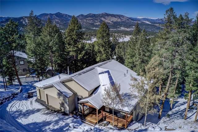 27297 Forest Grove Road, Evergreen, CO 80439 (#6911809) :: The DeGrood Team