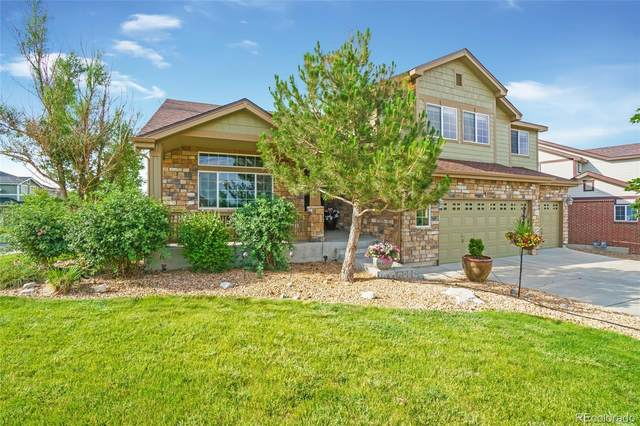22207 E Hinsdale Avenue, Aurora, CO 80016 (MLS #6912441) :: 8z Real Estate