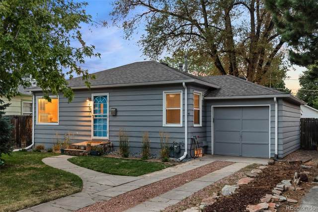 2611 S Franklin Street, Denver, CO 80210 (#6913070) :: Wisdom Real Estate