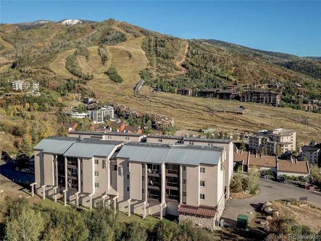 1805 River Queen Lane #206, Steamboat Springs, CO 80487 (#6915129) :: The Dixon Group