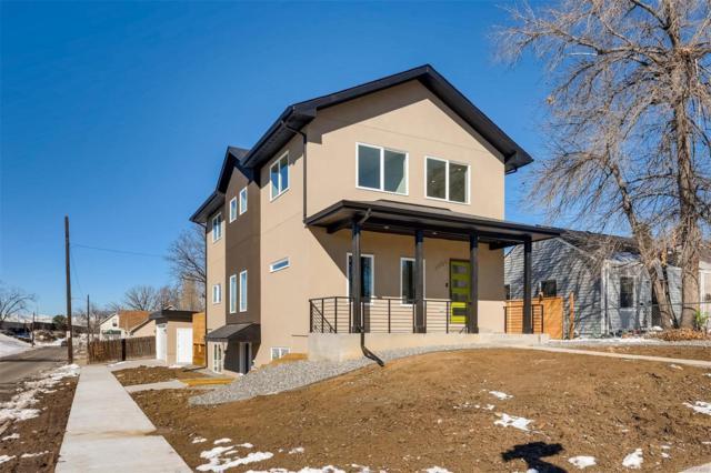 4805 Raleigh Street, Denver, CO 80212 (#6915134) :: Wisdom Real Estate