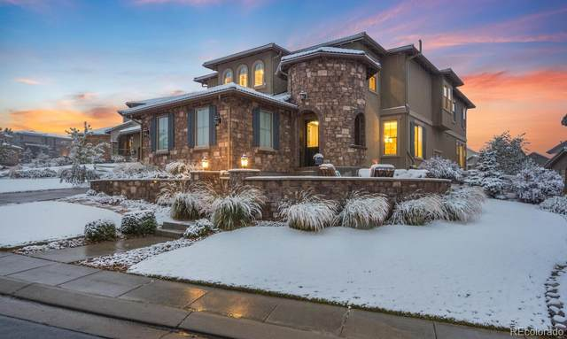 10805 Manorstone Drive, Highlands Ranch, CO 80126 (#6915525) :: The Brokerage Group