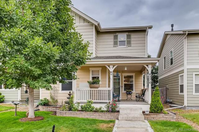 4376 S Iris Court, Littleton, CO 80123 (MLS #6915879) :: 8z Real Estate