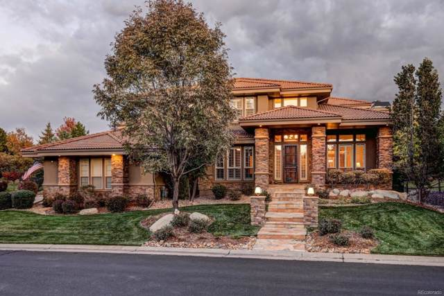 9550 S Silent Hills Drive, Lone Tree, CO 80124 (#6917063) :: Mile High Luxury Real Estate