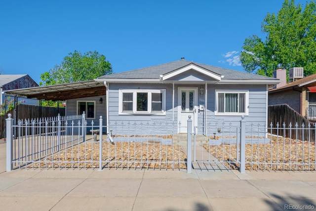 269 N 8th Avenue, Brighton, CO 80601 (#6920067) :: The Brokerage Group