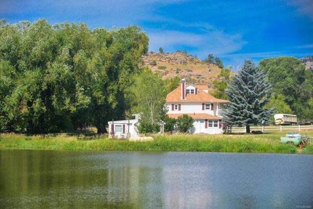 222 Boxer Ranch Road, Livermore, CO 80536 (#6920544) :: The HomeSmiths Team - Keller Williams