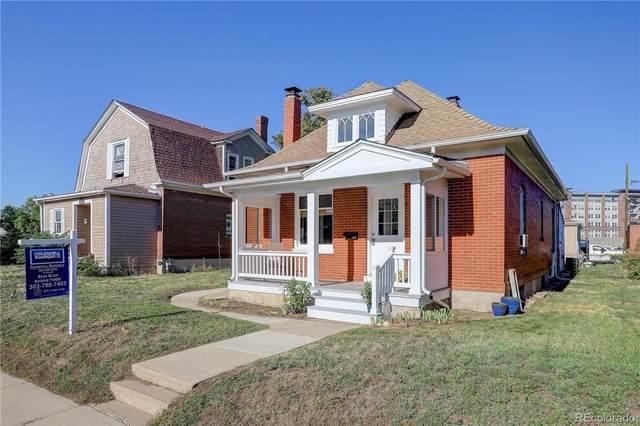 1049 S Pennsylvania Street, Denver, CO 80209 (#6926643) :: Real Estate Professionals