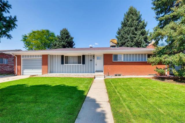 5303 W Columbia Place, Denver, CO 80227 (#6929240) :: Bring Home Denver