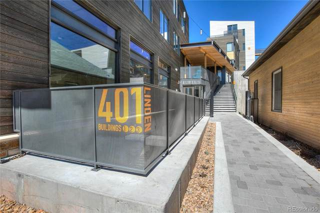 401 Linden Street #303, Fort Collins, CO 80524 (#6933366) :: The Scott Futa Home Team