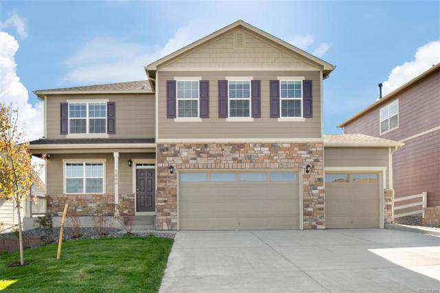 5880 High Timber Circle, Castle Rock, CO 80104 (MLS #6934635) :: 8z Real Estate