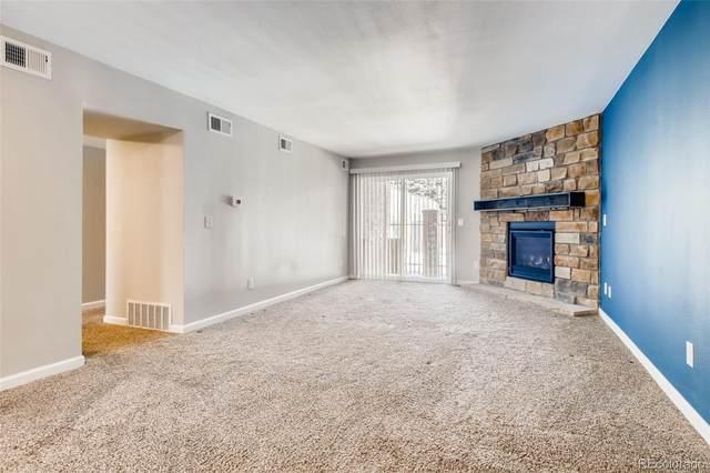 314 Wright Street #105, Lakewood, CO 80228 (#6937905) :: Stephanie Fryncko | Keller Williams Integrity