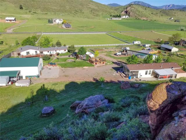 3208 S County Road 29, Loveland, CO 80537 (#6938513) :: The Healey Group
