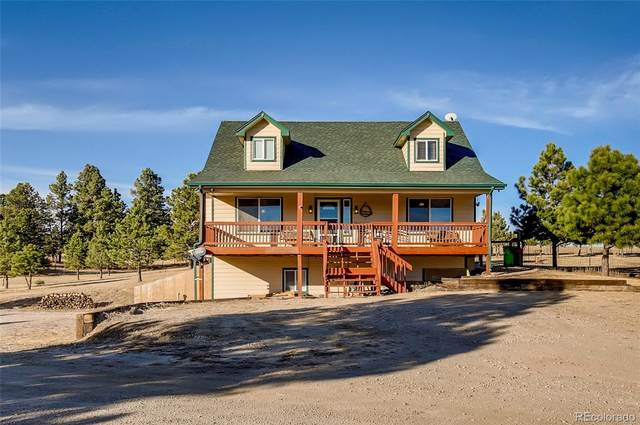 27251 E Broadview Drive, Kiowa, CO 80117 (#6940216) :: The DeGrood Team