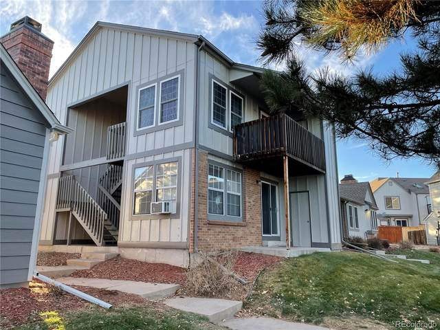 17118 E Whitaker Drive D, Aurora, CO 80015 (#6941145) :: The Colorado Foothills Team | Berkshire Hathaway Elevated Living Real Estate