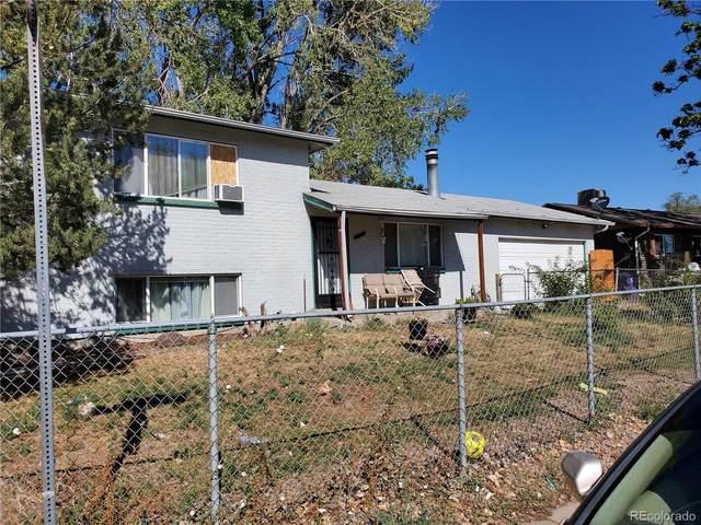 5501 Carson Street, Denver, CO 80239 (#6942086) :: The Dixon Group