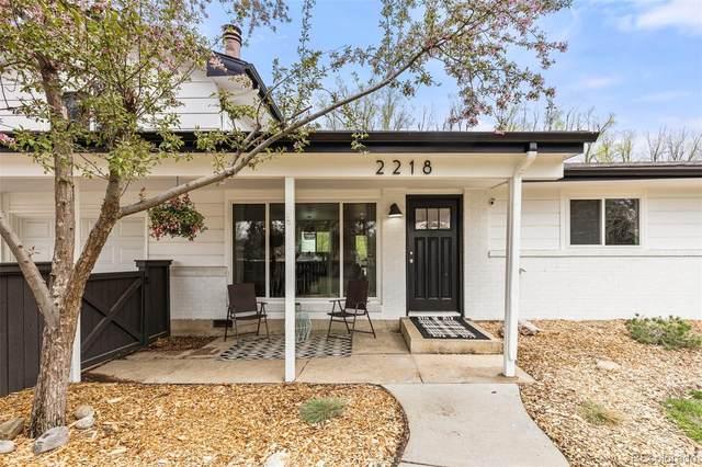 2218 Edgewood Drive, Boulder, CO 80304 (MLS #6942450) :: 8z Real Estate