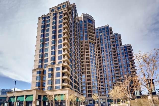 8100 E Union Avenue #1711, Denver, CO 80237 (#6942528) :: Bring Home Denver with Keller Williams Downtown Realty LLC