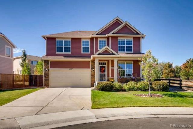 11407 Romley Court, Parker, CO 80134 (MLS #6942870) :: 8z Real Estate