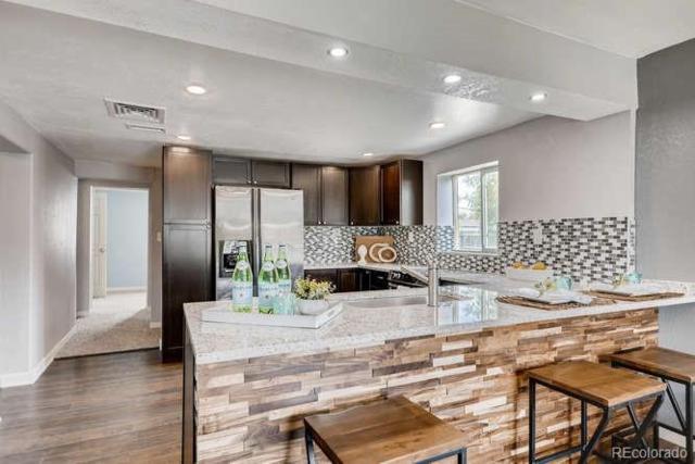 830 S Leyden Street, Denver, CO 80224 (#6943309) :: The Griffith Home Team