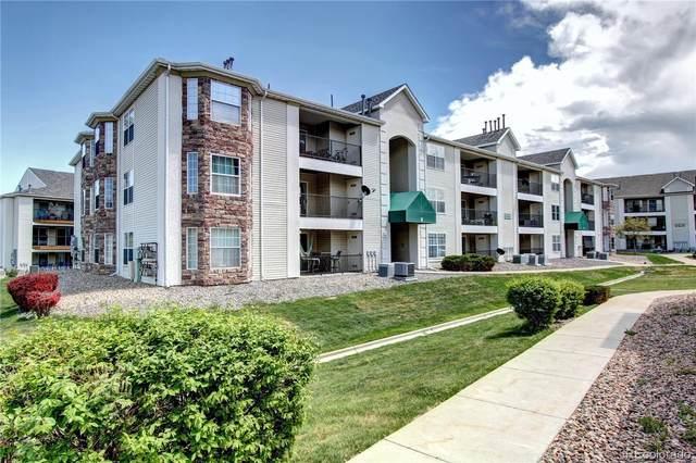 12233 W Cross Drive #205, Littleton, CO 80127 (MLS #6944550) :: 8z Real Estate