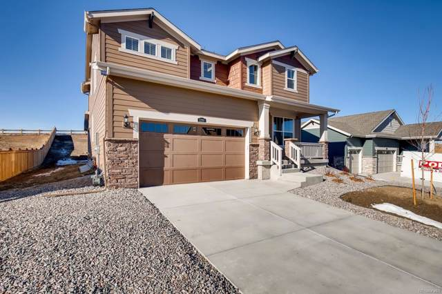 1291 Blackhaw Street, Elizabeth, CO 80107 (MLS #6947026) :: 8z Real Estate