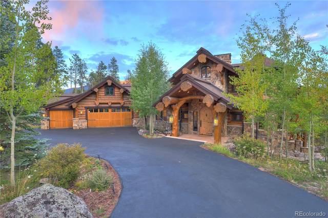 56 Wild Cat Road, Breckenridge, CO 80424 (MLS #6948603) :: 8z Real Estate