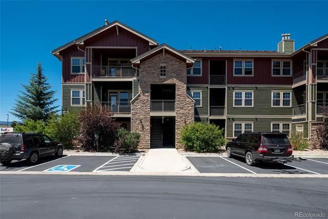 150 Village Road A101, Granby, CO 80446 (MLS #6948780) :: 8z Real Estate