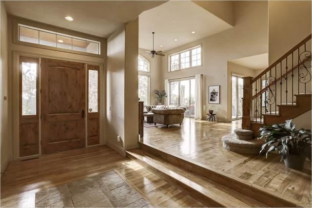 1160 Buffalo Ridge Road, Castle Pines, CO 80108 (MLS #6948949) :: 8z Real Estate