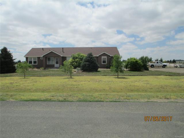 56300 E 35th Court, Strasburg, CO 80136 (MLS #6951245) :: 8z Real Estate