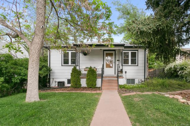 2682 S Williams Street, Denver, CO 80210 (#6951800) :: Wisdom Real Estate