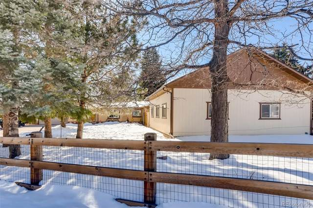 3761 Betty Street, Castle Rock, CO 80108 (MLS #6956376) :: The Sam Biller Home Team