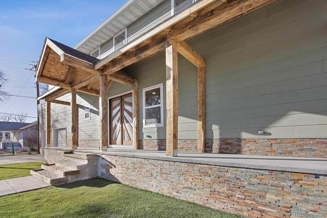 307 W Railroad Avenue, Fort Morgan, CO 80701 (#6956947) :: The DeGrood Team