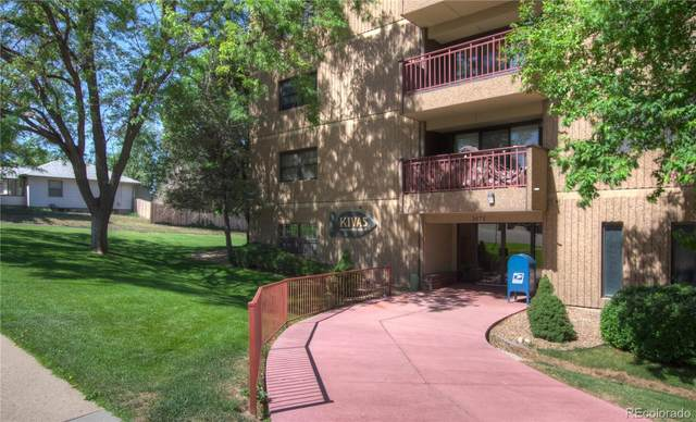 3675 S Cherokee Street 102A, Englewood, CO 80110 (#6959102) :: Chateaux Realty Group