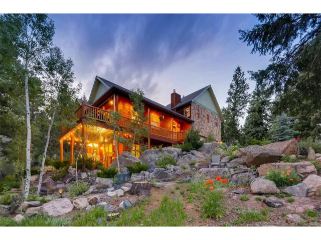 12296 Styve Road, Conifer, CO 80433 (MLS #6963333) :: 8z Real Estate