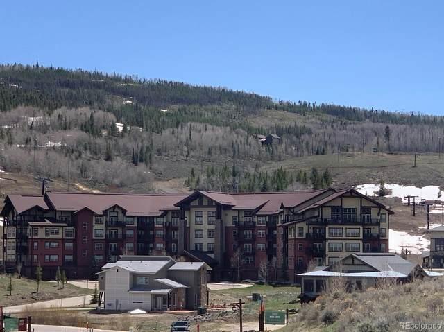 300 Base Camp Circle #400, Granby, CO 80446 (#6964893) :: Wisdom Real Estate