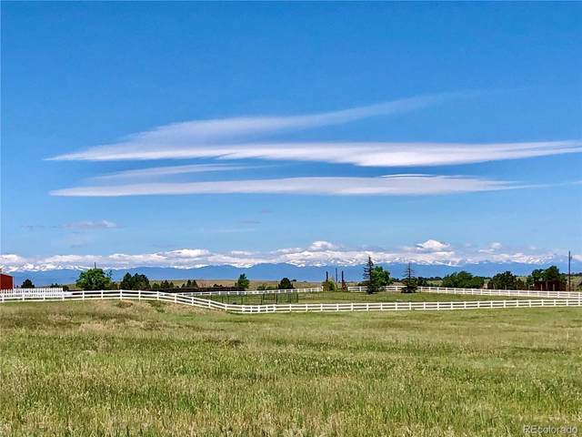282 Peak View Place, Parker, CO 80138 (MLS #6965799) :: Neuhaus Real Estate, Inc.