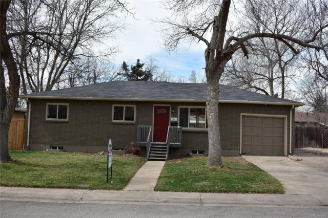 6366 Brooks Drive, Arvada, CO 80004 (#6968745) :: The Heyl Group at Keller Williams