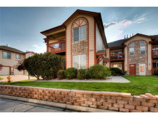 10381 Cook Way #206, Thornton, CO 80229 (MLS #6970291) :: 8z Real Estate