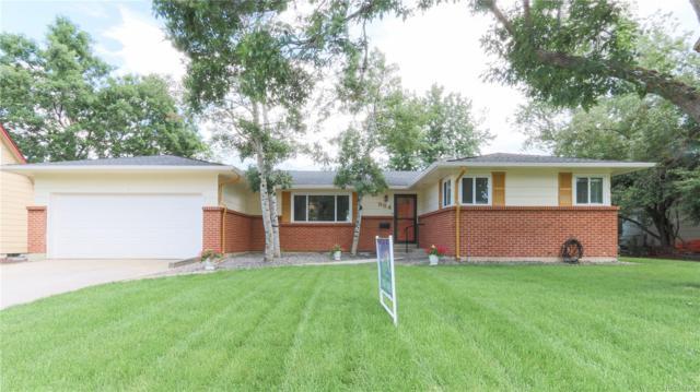 984 S Jellison Street, Lakewood, CO 80226 (MLS #6973706) :: 8z Real Estate