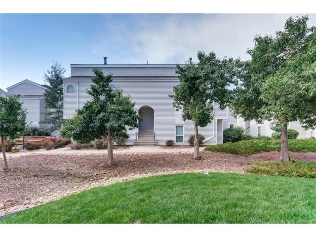11107 E Alameda Avenue #101, Aurora, CO 80012 (MLS #6975674) :: 8z Real Estate