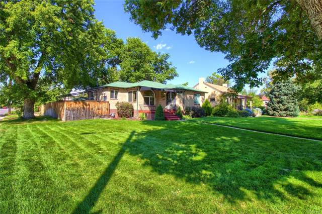 1303 Newport Street, Denver, CO 80220 (#6976554) :: Arnie Stein Team | RE/MAX Masters Millennium