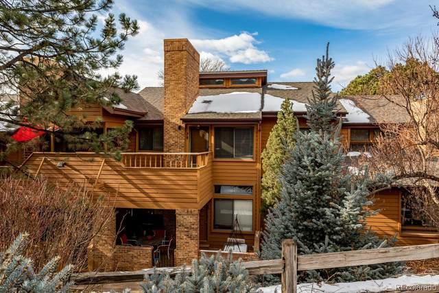9400 E Iliff Avenue #78, Denver, CO 80231 (#6981329) :: The Harling Team @ Homesmart Realty Group