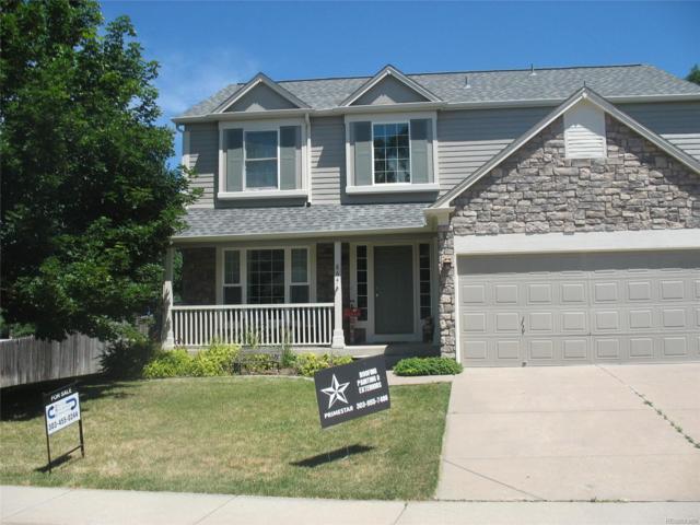 864 S Lindsey Street, Castle Rock, CO 80104 (#6982570) :: The HomeSmiths Team - Keller Williams