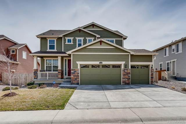 2784 E 162nd Drive, Thornton, CO 80602 (#6984942) :: Mile High Luxury Real Estate
