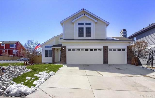 10709 Milliken Street, Parker, CO 80134 (MLS #6985322) :: The Sam Biller Home Team